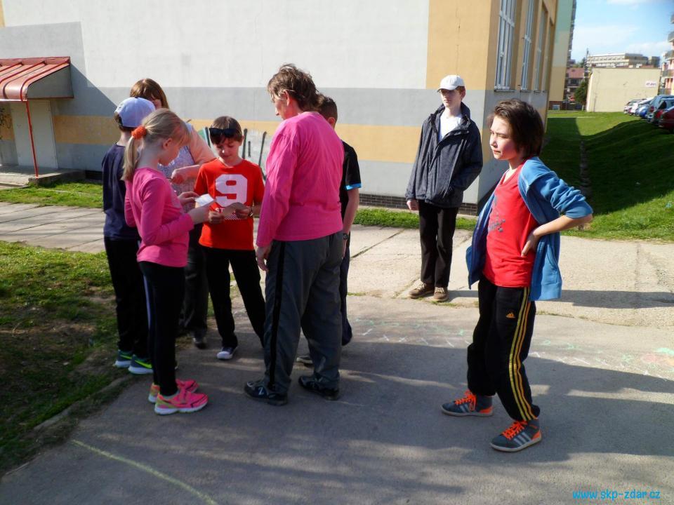 Přebor škol - okresní kolo 2015 | foto:9