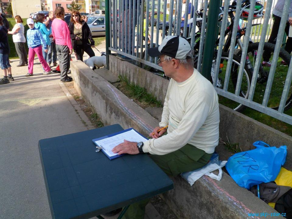 Přebor škol - okresní kolo 2015 | foto:12